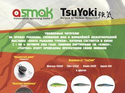 Пример рекламы в журналах