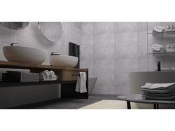 Дизайн проект ванной комнаты в квартире