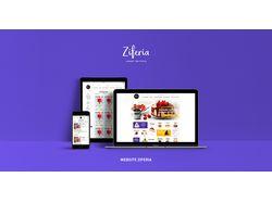 Ziferia. Web site