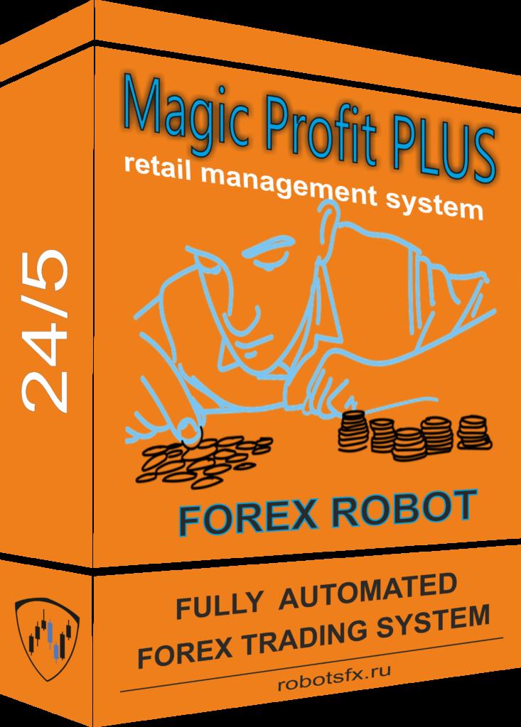 Tорговый советник Magic Profit Plus