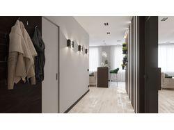 Дизайн однокомнатной квартиры в Одессе