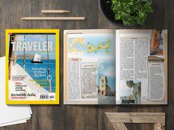 Журнал National Geographic Traveler