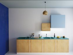 Проект кухни общежития