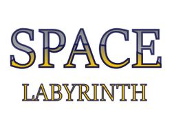 Space labyrinth.Unity