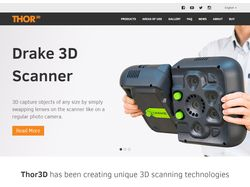 Thor3D Scanners