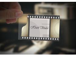 Визитка фото-видео студии