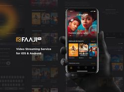Video Streaming mobile app