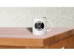 """Иконка-Логотип для кофейни """"Кофе точка""""."""