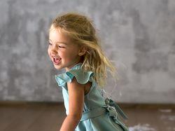 Детский портрет. Обработка.