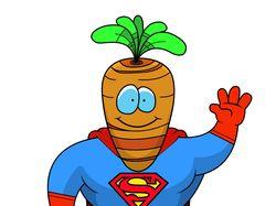 Супер Морковка