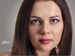 Beauty Portrait Correction