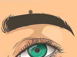Арт. Глаз.Вектор. Vector.