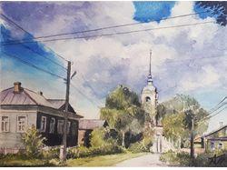 Старый город Кашин