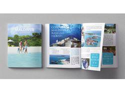 Ежегодный путеводитель по Мальдивам на английском
