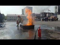 Пожарные соревнования