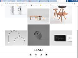 Верстка сайта по макету PSD