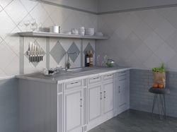 Моделинг и визуализация кухни для rerooms