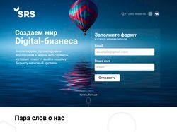 Web-design && Landing page && UI\UX