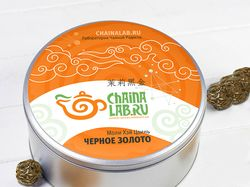 Дизайн упаковки чая ChinaLab