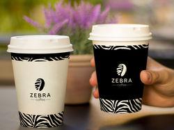 Логотип. Кофе с собой