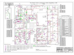 Чертежи внутренних инженерных систем
