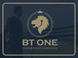 """Дизайн сайта трансферной компании """"BT ONE"""""""