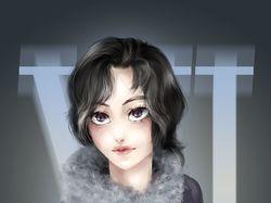 Портрет--обложка