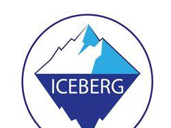 "Логотип для футбольного клуба ""ICEBERG"""