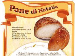 Pane di Natalia