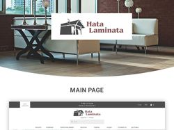Сайт напольных покрытий — hata-laminata.ru
