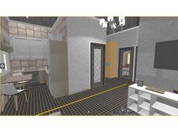 планировка 3х комнатной квартиры