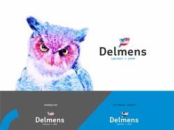 Логотип Delmens