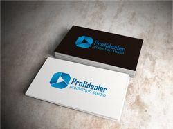 "Логотип для production studio ""Profidealer"""