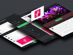 Иконка для мобильного приложения КонцертГид