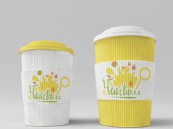 Логотип для фруктового чая