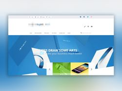 Адаптивная верстка сайта дизайн услуг