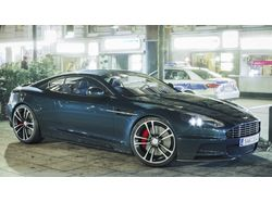 Aston Martin DBS, visualization