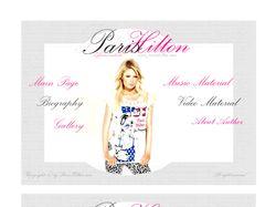 Неофициальный сайт Paris Hilton