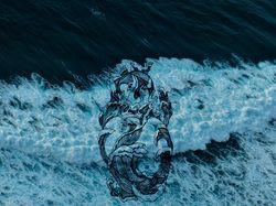 Сердце-океан.