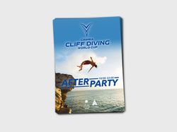 CLIFF DIVING WORLD CUP