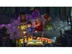 Игра Tim and Otto. Android, IOS.
