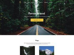 Сайт о путешествиях
