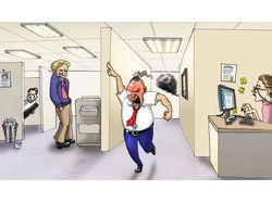 Крах предприятия из-за краха личной жизни рук-ля