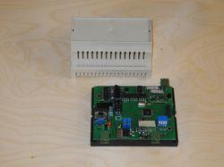 Контроллер управления ветрогенератором.