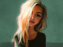 Девушка 2