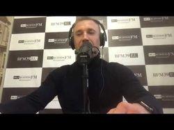 Наложение звука на видео.Калининград.Бизнес FM.