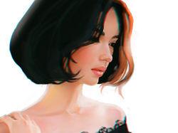 Девушка 3