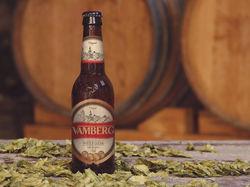 """Этикетка для пива """"Vamberg"""""""