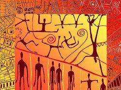 Африка - жизнь и загробный мир