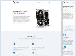 Landing page | ПО для майнинга